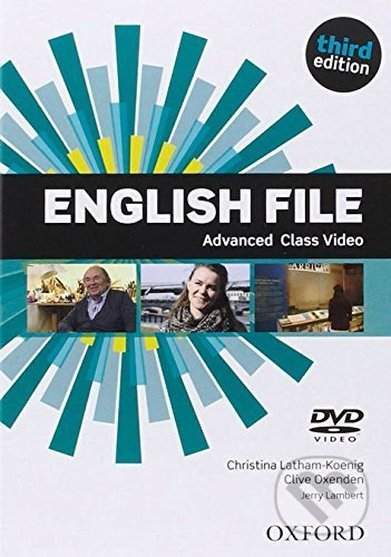 New English File - Advanced - Class DVD -