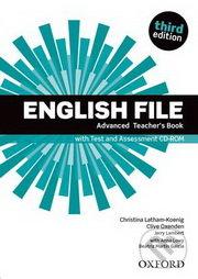 New English File - Advanced - Teacher\'s Book - Clive Oxenden