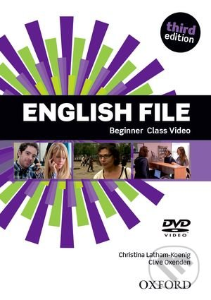 New English File - Beginner - Class DVD - Christina Latham-Koenig, Clive Oxenden
