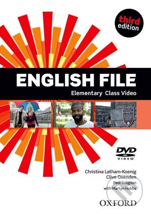 New English File - Elementary - Class DVD - Christina Latham-Koenig, Clive Oxenden, Paul Seligson, Martyn Hobbs