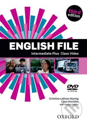 New English File - Intermediate Plus - Class DVD - Christina Latham-Koenig, Clive Oxenden