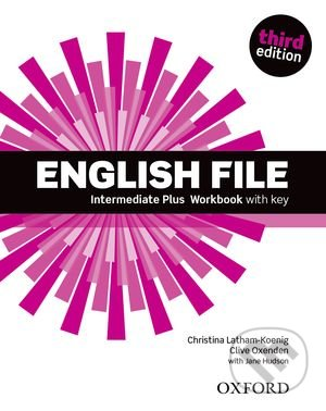 ENGLISH FILE Intermediate Plus Wokbook with key - Náhled učebnice