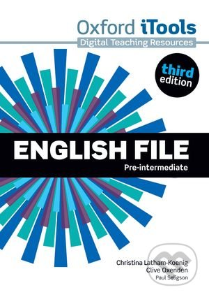New English File - Pre-Intermediate - iTools - Clive Oxenden