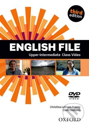 New English File - Upper-intermediate - Class DVD - Christina Latham-Koenig, Clive Oxenden