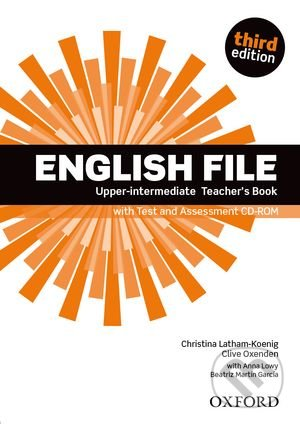 New English File - Upper-intermediate -Teacher\'s Book - Christina Latham-Koenig, Clive Oxenden