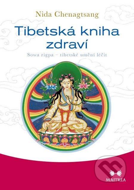 Tibetská kniha zdraví - Nida Chenagtsang