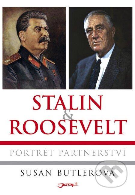 Stalin a Roosevelt - Susan Butler