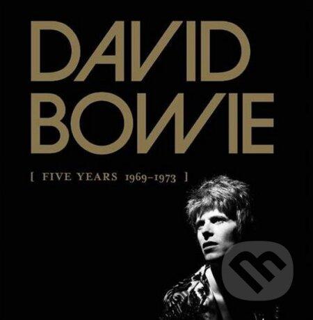 David Bowie: Five Years (1969-1973) - David Bowie