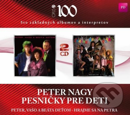 Peter Nagy: Pesničky pre deti - Peter Nagy