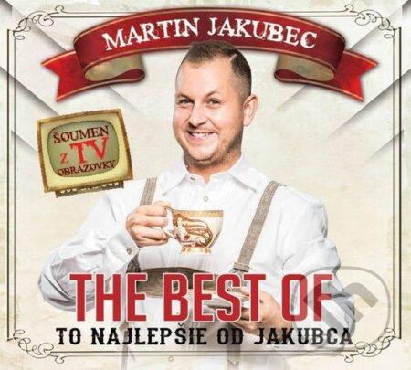 Martin Jakubec: Best of - Martin Jakubec