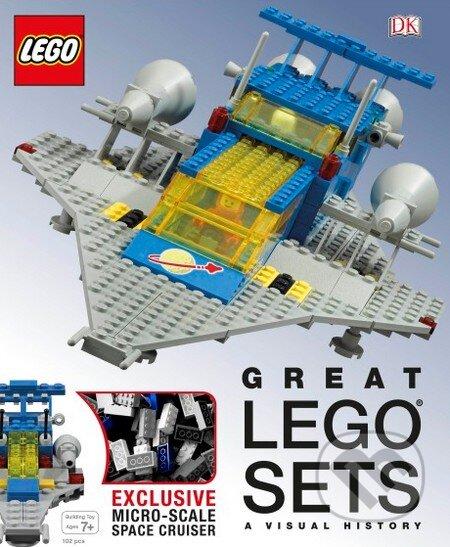 Great LEGO Sets - Daniel Lipkowitz, Helen Murray