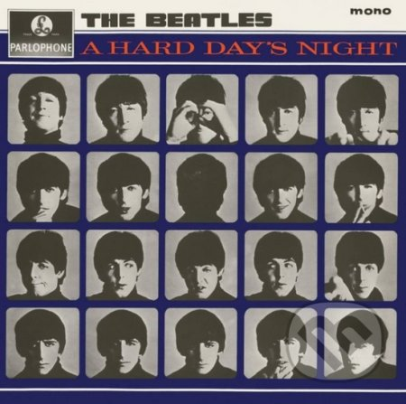 Beatles: A Hard Day\'s Night LP - Beatles