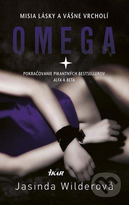 Omega - Jasinda Wilder