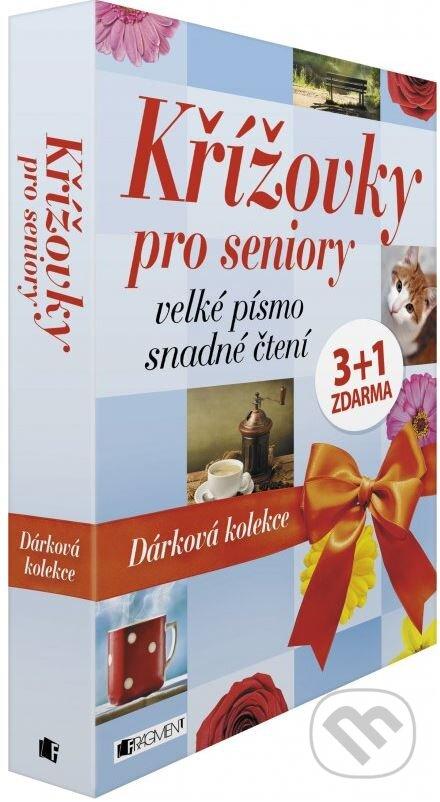 Křížovky pro seniory (BOX) -