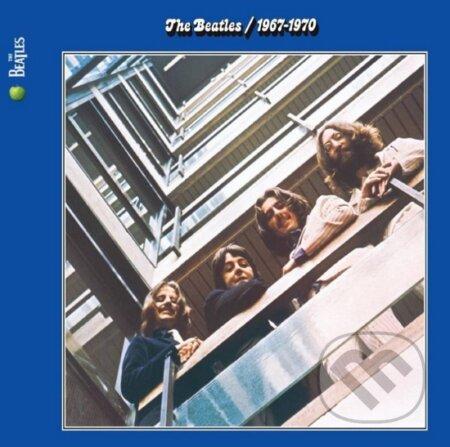 Beatles: 1967-1970 Blue Album LP - Beatles