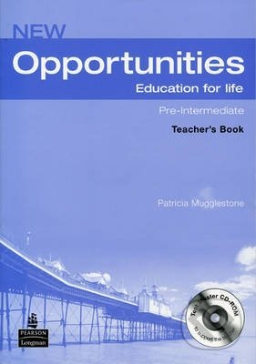 New Opportunities - Pre-Intermediate - Teachers Book with Test Master CD-ROM - Patricia Mugglestone
