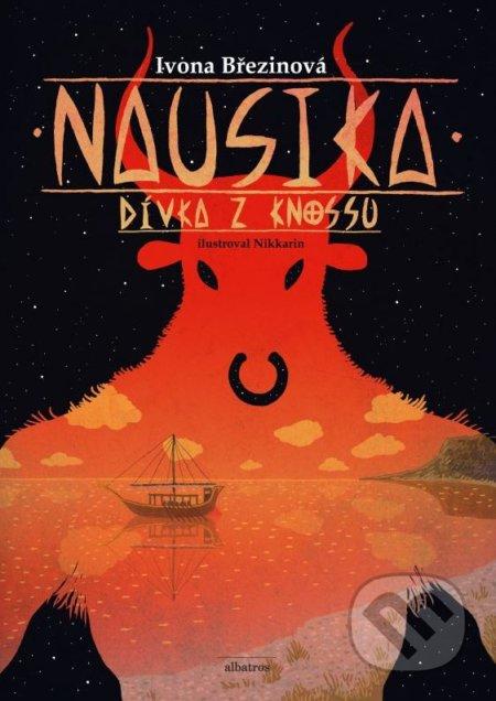 Nausika - Ivona Březinová, Nikkarin (ilustrácie)