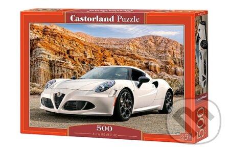 Alfa Romeo 4C -