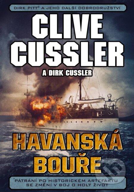 Havanská bouře - Clive Cussler, Dirk Cussler