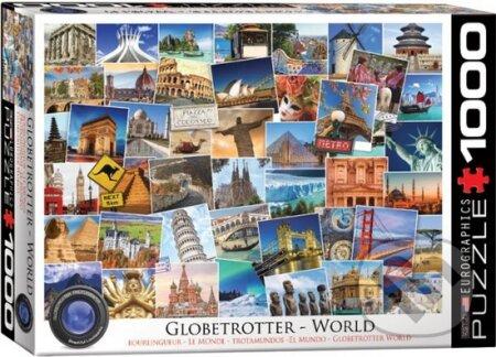 Pohlednice z celého světa -