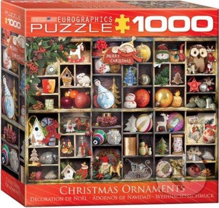 Vánoční ornamenty -