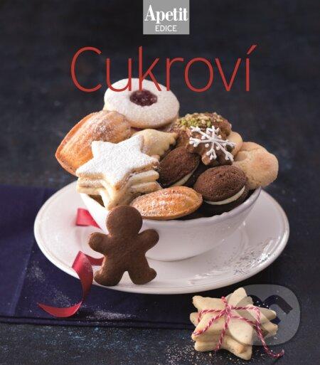 Cukroví - kuchařka z edice Apetit (21) -