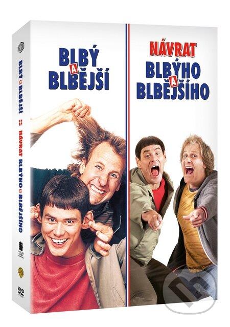 Blbý a blbější kolekce DVD