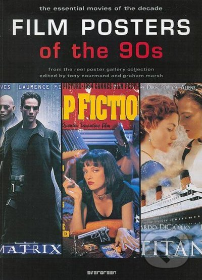 Filmposters of the 90s -