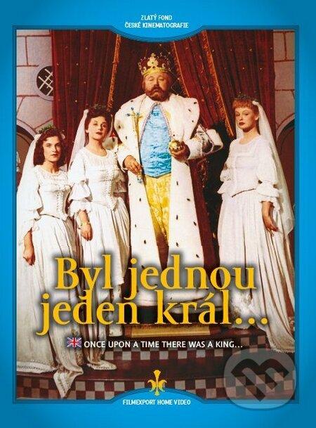 Byl jednou jeden král DVD