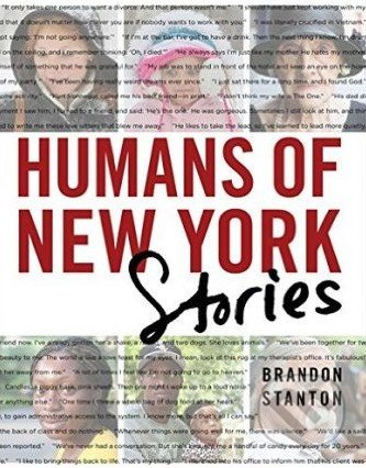 Humans of New York: Stories - Brandon Stanton