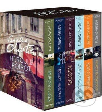 Hercule Poirot: Six Classic Hercule Poirot Mysteries - Agatha Christie