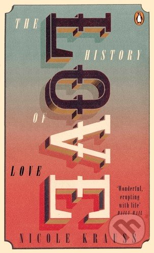 The History of Love - Nicole Krauss