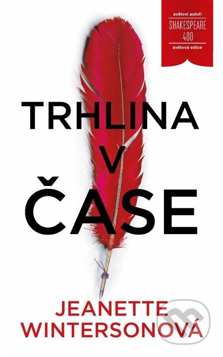 Trhlina v čase - Jeanette Winterson