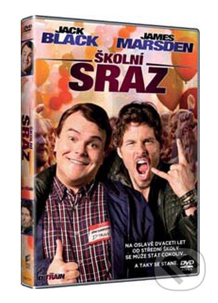 Školní sraz DVD