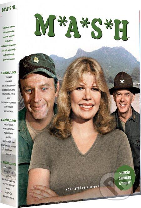 M.A.S.H. 5. sezóna DVD