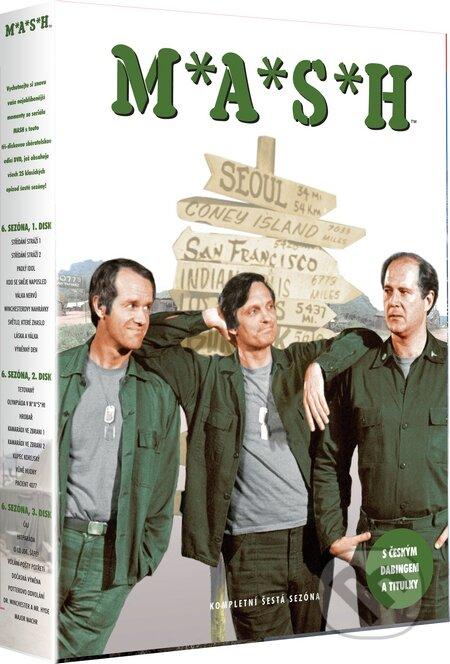 M.A.S.H. 6. sezóna DVD
