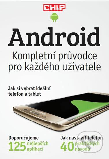 Android - kompletní průvodce pro každého uživatele -