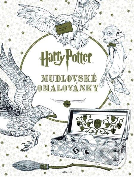 Harry Potter: Mudlovské omalovánky - J.K. Rowling