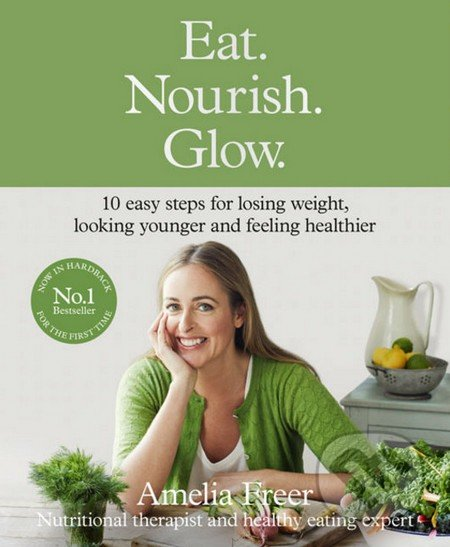 Eat. Nourish. Glow. - Amelia Freer
