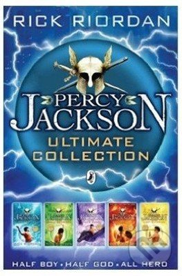 Percy Jackson (Ultimate Collection) - Rick Riordan