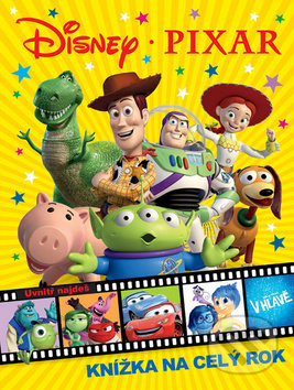 Disney Pixar - Knížka na celý rok -