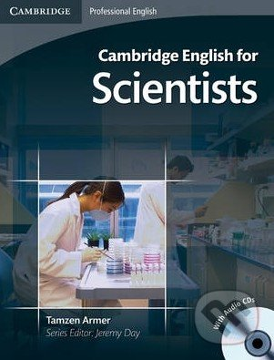 Cambridge English for Scientists - Students Book with Audio CDs - Tamzen Armer