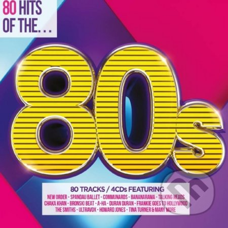 80 Hits Of The 80s -
