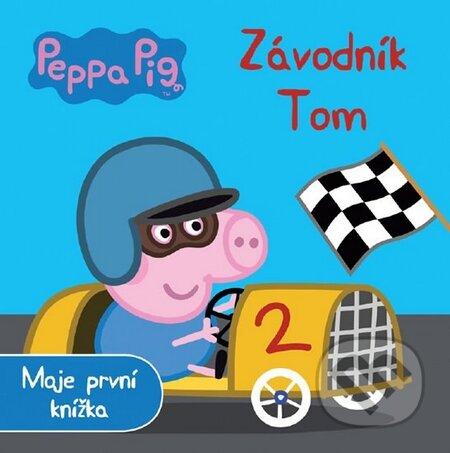 Prasátko Peppa: Závodník Tom -