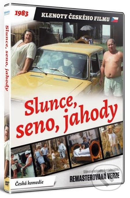 Slunce, seno, jahody Remastrovaná verzia DVD
