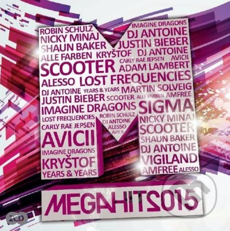 Megahits Best Of 2015 -