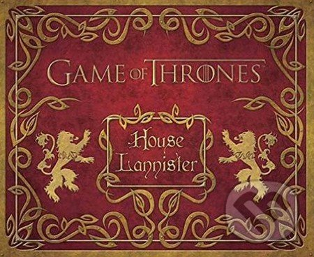 Game of Thrones: House Lannister -