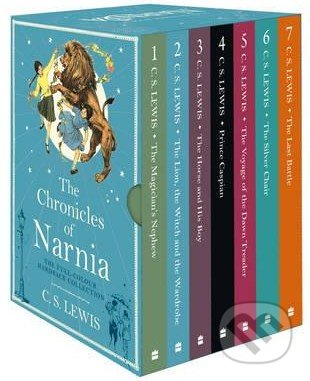 The Chronicles of Narnia (Box Set) - C.S. Lewis