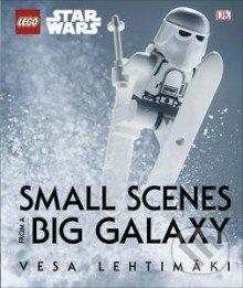 LEGO Star Wars: Small Scenes From A Big Galaxy - Vesa Lehtimäki