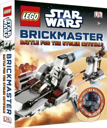 LEGO Star Wars: Brickmaster Battle for the Stolen Crystals -